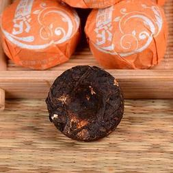 1 pc Fragrant Dried tangerine or orange peel puerh tea tree