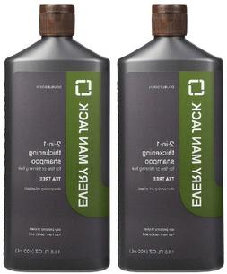Every Man Jack 2-in-1 Thickening Shampoo Plus Conditioner -