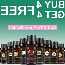 10ml Aromatherapy Essential Oils Natural Home Fragrances Ess