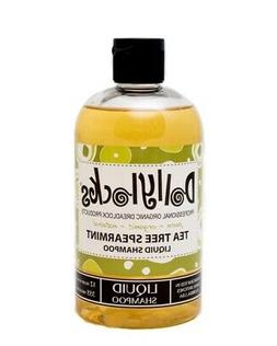 12oz Tea Tree Spearmint Dreadlock Liquid Shampoo from Dollyl