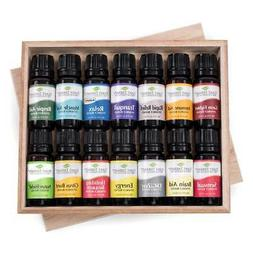 14 Essential Oil Set  Includes 100% Pure, Undiluted, Therape