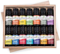 Plant Therapy 7 & 7 Essential Oils Set | 7 Single Oils: Lave