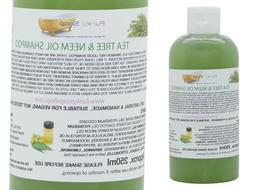1bottle liquid tea tree and neem oil