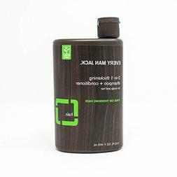 Every Man Jack 2-in-1 Thickening Shampoo Conditioner Tea Tre