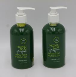 2 LOT Paul Mitchell Tea Tree Lemon Sage Energizing Body Wash