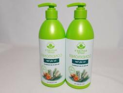 2 NATURE'S GATE CONDITIONER TEA TREE & SEA BUCKTHORN FOR OIL