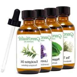 2 oz Essential Oil with Glass Dropper, Free Shipping, 50+ Oi