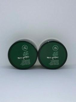 **2 PACK** NEW Paul Mitchell Tea Tree Shaping Cream Strong F