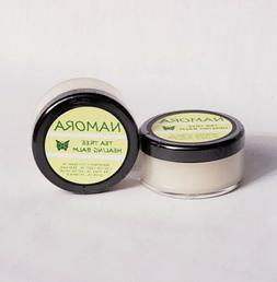 2 Pack Namora Tea Tree Oil Healing Balm 1oz each Melaleuca S