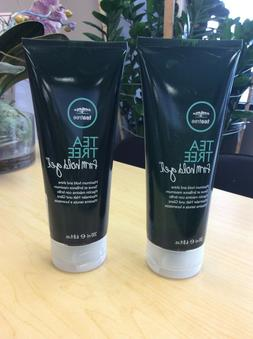 2 PAUL MITCHELL TEA TREE Firm Hold Gel 6.8 oz