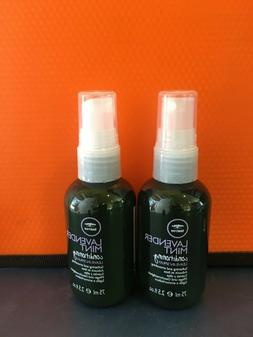 2 Paul Mitchell Tea Tree Lavender Mint Conditioning Leave In
