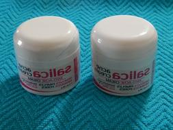 2 Salica Topical Anti Acne Medication Cream with Salicylic A