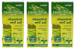 - Australian Tea Tree - Antiseptic Spray | 30ml | 3 PACK BU