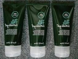 3 pack tea tree firm maximum hold