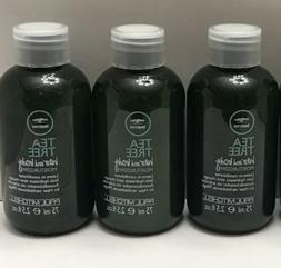 3 Pack! Paul Mitchell Tea Tree Hair & Body Moisturizer Leave