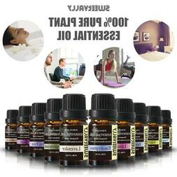 37set Essential Oils 100% Pure Natural Aromatherapy Oil 10ml