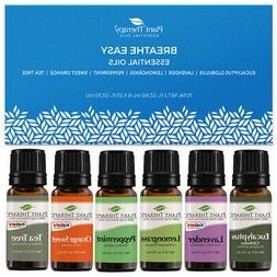 Plant Therapy Top 6 Essential Oils Sampler Set | Lavender, E