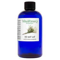8 fl oz Tea Tree Essential Oil  in Plastic Bottle