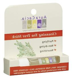 AURA CACIA, Aromatherapy Stick Cleansing Tea Tree - .29 oz