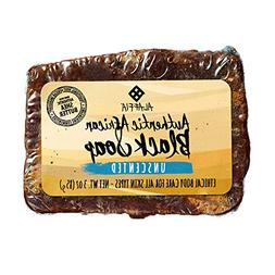 Alaffia - Authentic African Black Soap Bar, Handcrafted to C