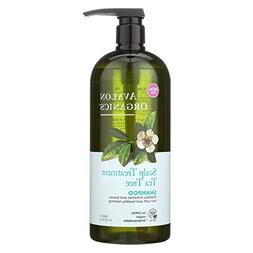 Avalon Shampoo - Scalp Treatment Tea Tree Shampoo - Non GMO