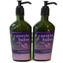 Bath & Body Works Aromatherapy Stress Relief Eucalyptus Tea