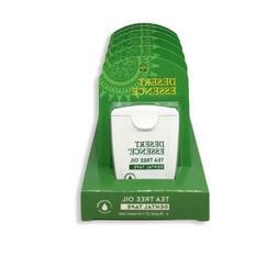 Desert Essence, Dental Tape,Tea Tree, 30 yards