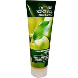 Desert Essence Shampoo Green Apple and Ginger - 8 fl oz
