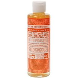 - Dr Bronner - Tea Tree Castile Liquid Soap | 236ml | BUNDLE