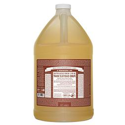 Dr. Bronner's Eucalyptus Castile Liquid Soap, 1-Gallon
