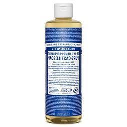Dr. Bronner's, Liquid Soap, Peppermint Hemp, 16 oz  by Dr. B