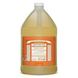 Dr. Bronner's Magic Soaps: Organic Castile Liquid Soap Tea T