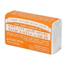 Dr. Bronner's Magic Soaps Pure-Castile Soap, All-One Hemp Te
