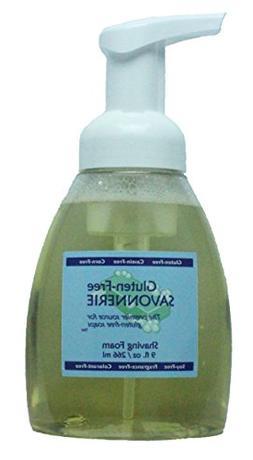 Gluten-Free Savonnerie Shaving Foam 8 oz