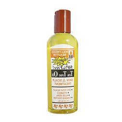 Hollywood Beauty Tea Tree Oil Skin & Scalp Treatment, 3 oz