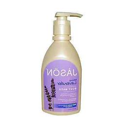 Jason Natural Products - Satin Shower Body Wash Lavender - 3