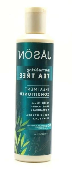 Jason - Normalizing Tea Tree, Treatment Conditioner, 8 Oz /