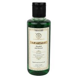 KHADI - Neem & Tulsi Face & Body Wash - 210ml