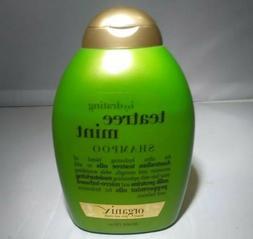 OGX Hydrating TeaTree Mint Shampoo, 13 Ounce Bottle, Moistur