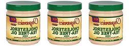 Pack of 3- Africa's Best Conditioner Originals Cholesterol T