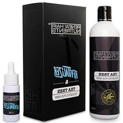 Renew Hair Nutrients - Quality Men's Shampoo Kit With Regene