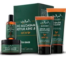 Shea Moisture Complete Beard Kit | All Natural Ingredients |