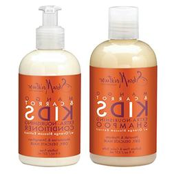 SheaMoisture Mango & Carrot KIDS, Extra-Nourishing, Shampoo