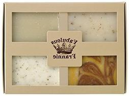 Soap Top 4 Wellness Kit - All Natural ingredients and 100% P