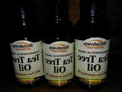 Sundown Naturals Tea Tree Oil Liquid, 1 Ounce