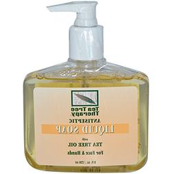 Tea Tree Therapy, Antiseptic, Liquid Soap, 8 fl oz  - 2pc