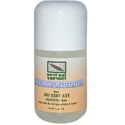 Tea Tree Therapy, Antiseptic Solution, With Tea Tree Oil and