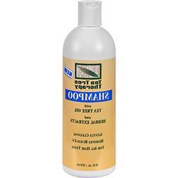 Tea Tree Therapy Shampoo With Tea Tree Oil and Herbal Extrac