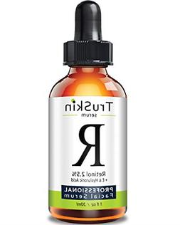 TruSkin RETINOL Serum for Wrinkles, Fine