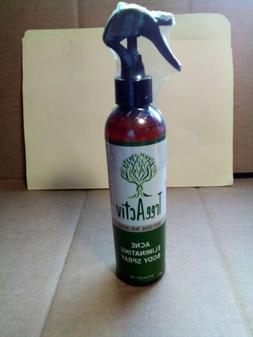 TreeActiv Acne Eliminating Body Spray | Natural Body Back Bu